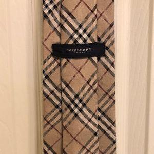 Burberry Men's Tie